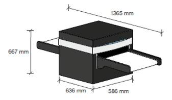 T-SENSE dimensions