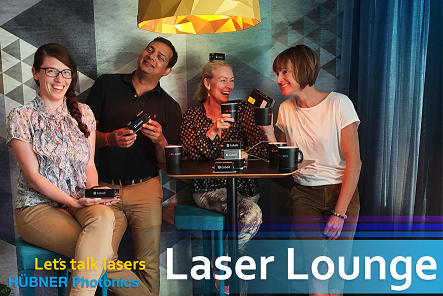 Laser Lounge webinar series