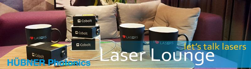 Cobolt laser lounge