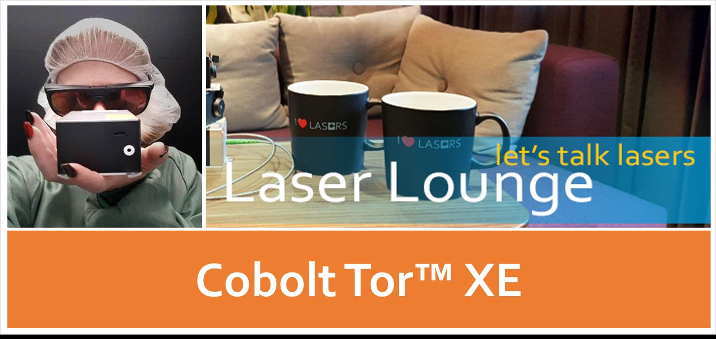 Laser Lounge Cobolt Tor XE