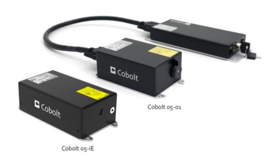 Cobolt 05-iE lasers